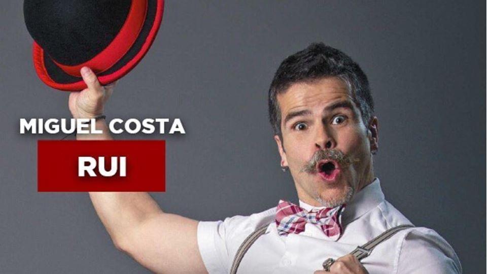 Rui Costa, o Rui de Alma e Coração que vem aos Fridayboyz esta semana