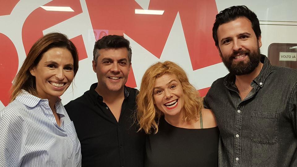 Rui Melo e Ana Brito e Cunha no BFF