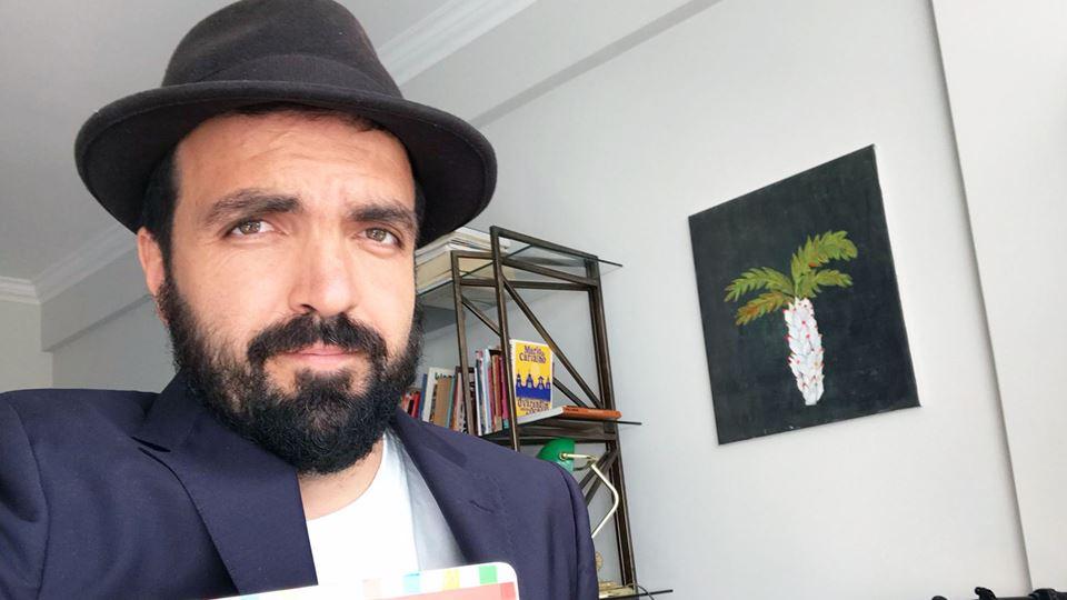 Salvador Martinha dá aula em t...