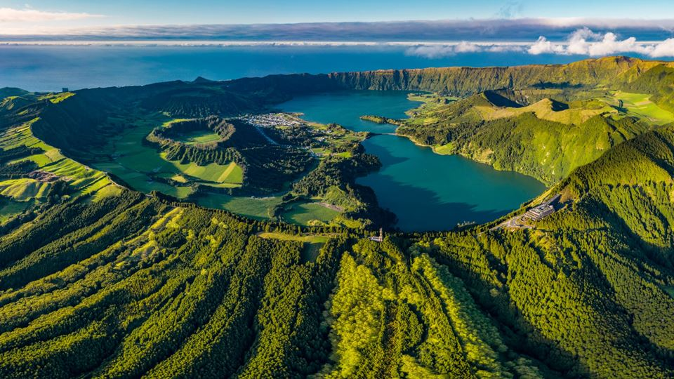 Açores... um dos destinos mais...