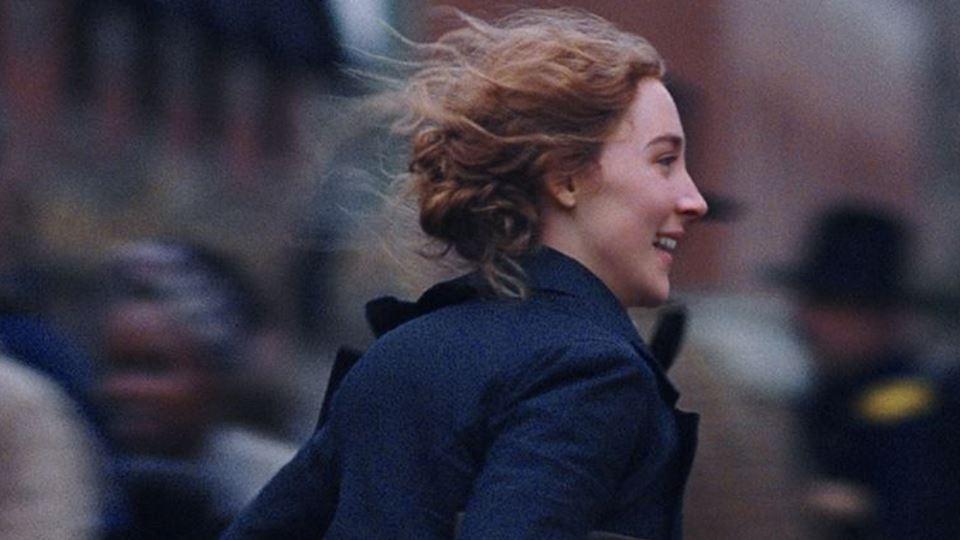 Saoirse Ronan - Nomeada para melhor atriz