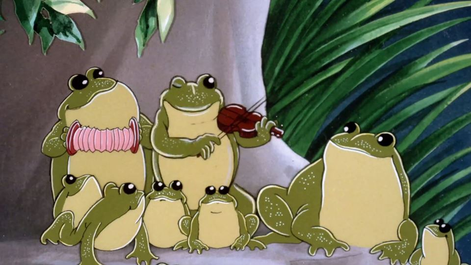 We all stand together -Rupert and the Frog song - Paul McCartney