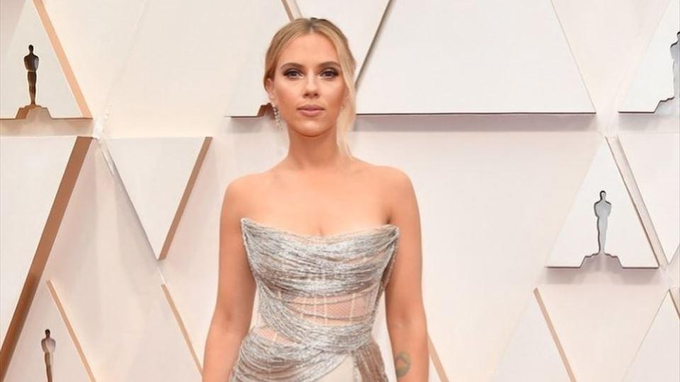 Scarlett Johansson, nomeada para melhor atriz para Marriage Story