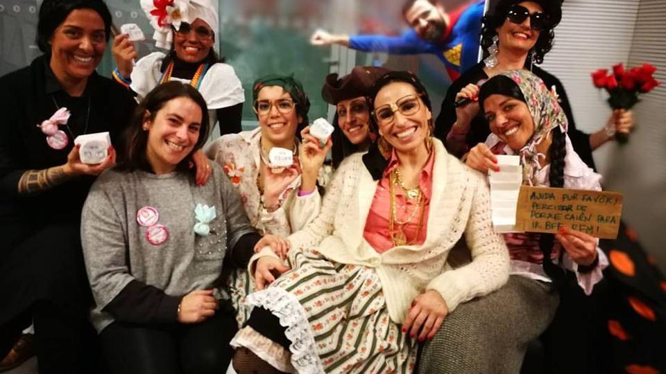 As Madre Gordas de Torres Vedras no BFF de Carnaval