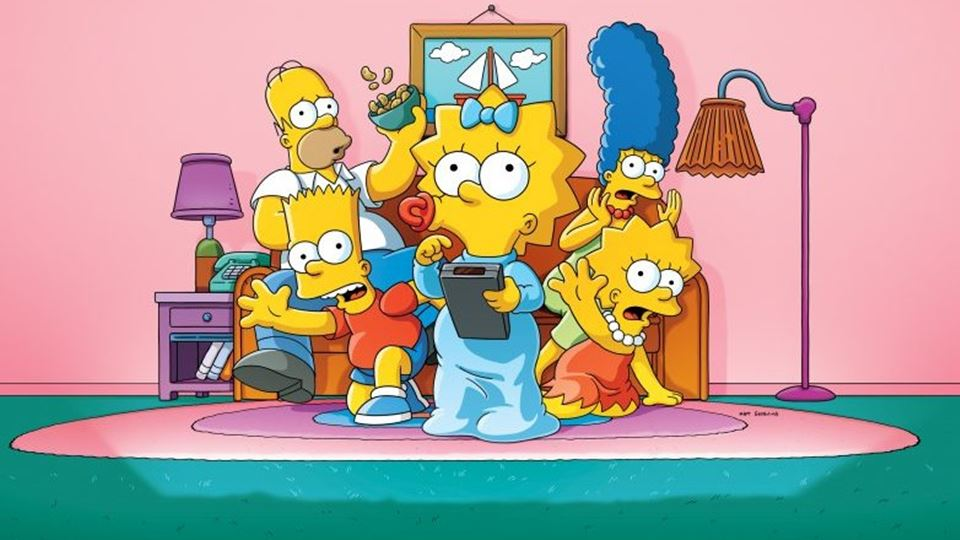 """Os Simpsons"" previram a invas..."