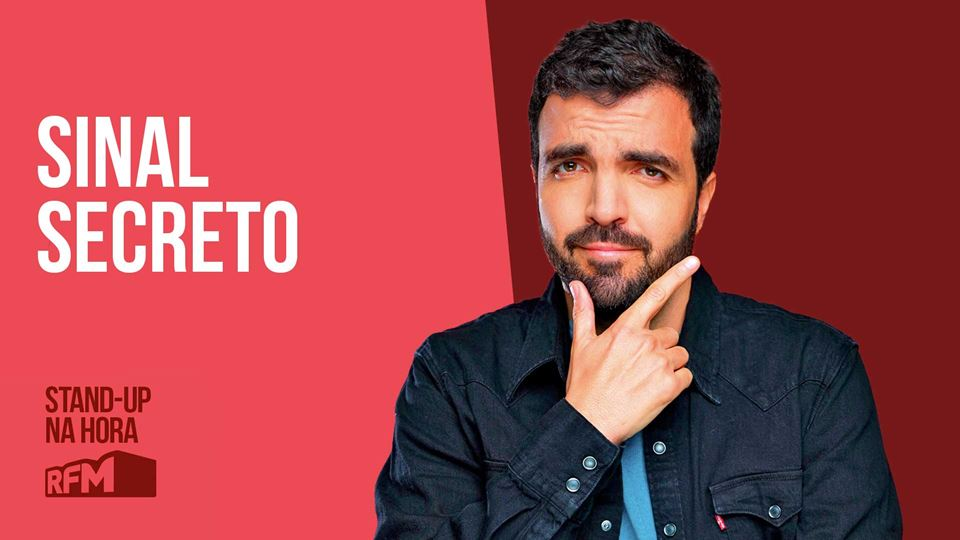 Salvador Martinha: Sinal-secreto