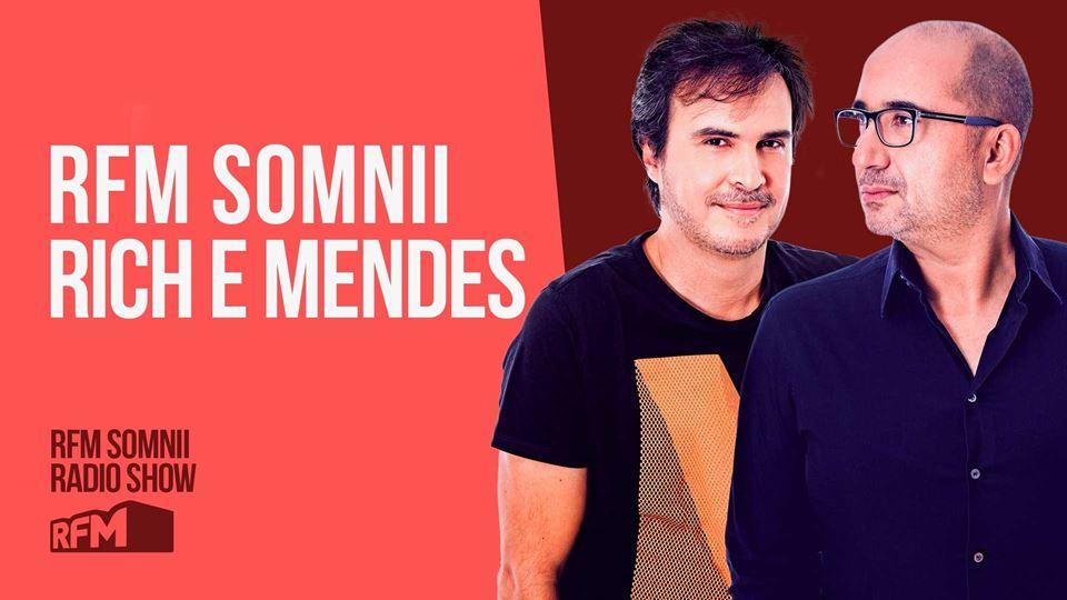 RFM SOMNII RICH E MENDES EP 272