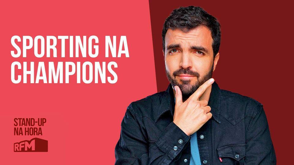 Salvador Martinha: Sporting na...