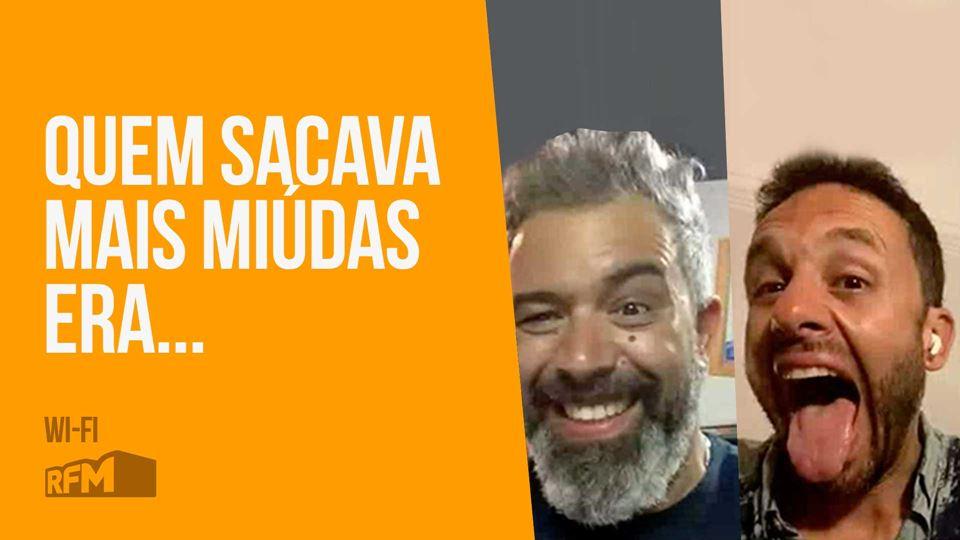 Quim Roscas e Zeca Estacionânc...