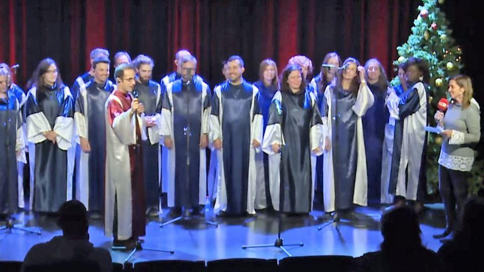 St Dominics Gospel Choir em direto na RFM