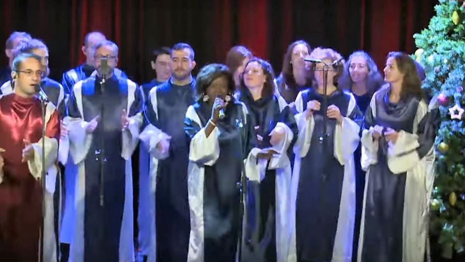 St Dominics Gospel Choir na RFM
