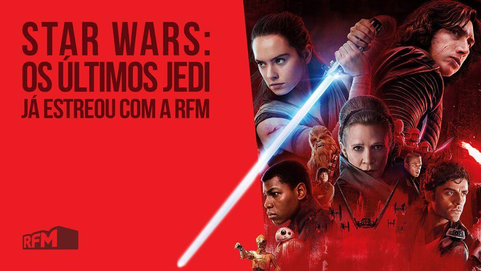 Star Wars: Os últimos Jedi. Fi...