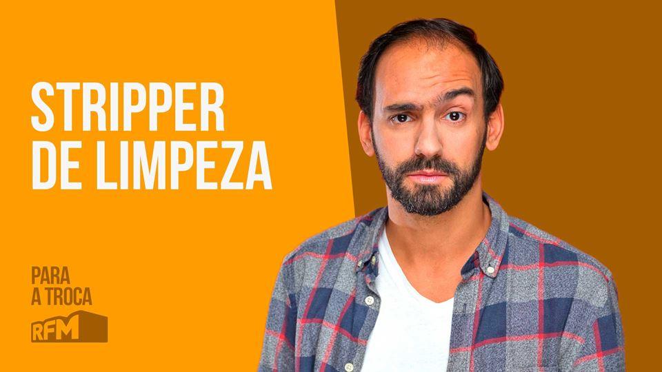 Duarte Pita Negrão: Stripper d...