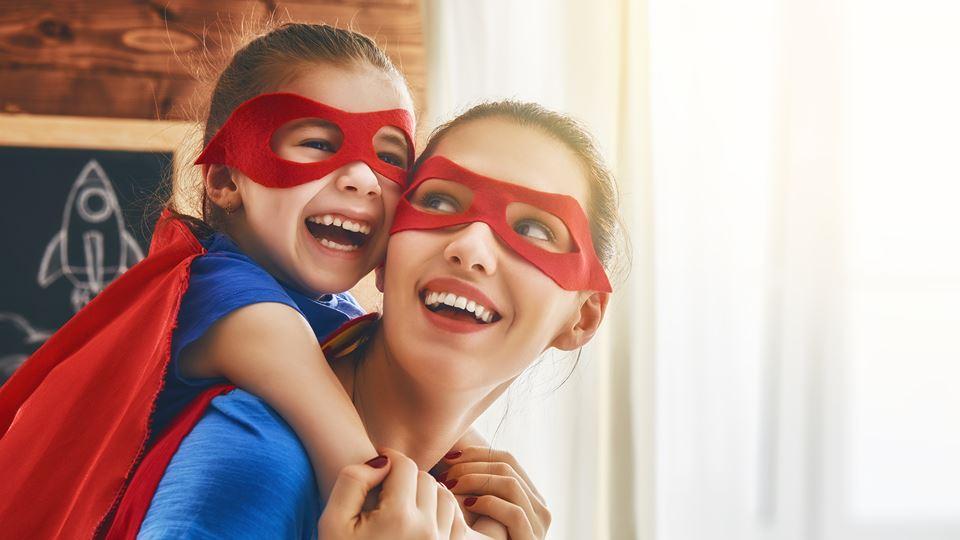 Vestidos de Super Heróis as cr...