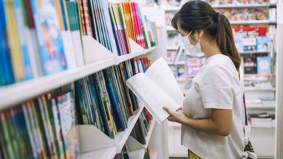supermercados no País de Gales não vão vender livros