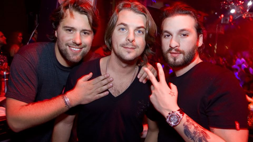 SWEDISH HOUSE MAFIA DE VOLTA