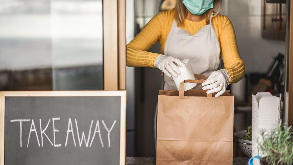 take away restaurantes