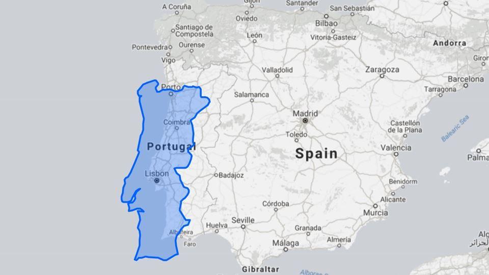 Estes mapas vão mostrar-te o v...