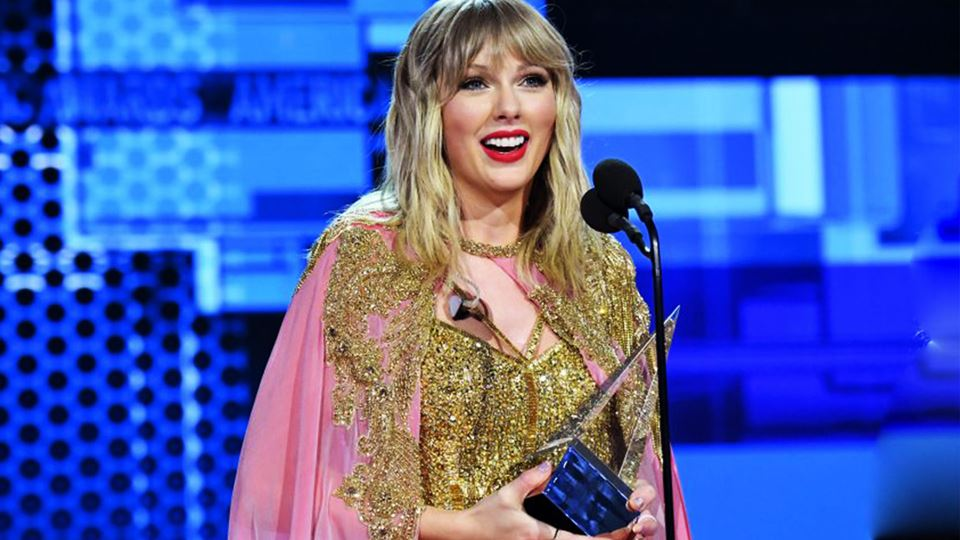 Os American Music Awards trans...
