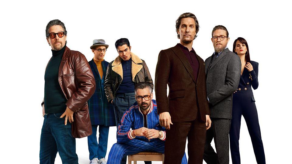 The Gentleman - novo filme RFM