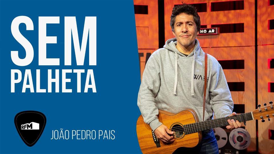 João Pedro Pais canta Topo Gig...