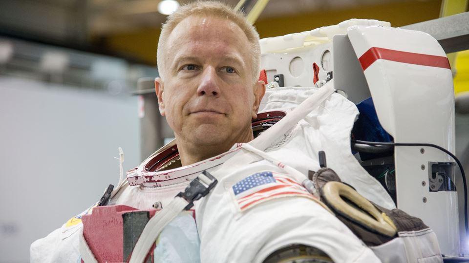 tim Koppra astronauta