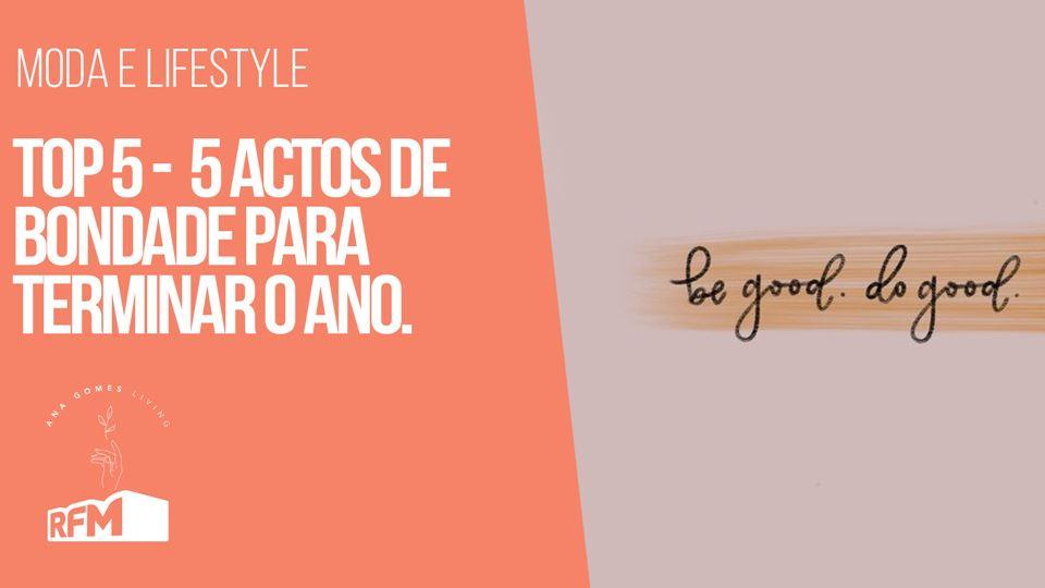 Ana Gomes Living - 5 actos de ...