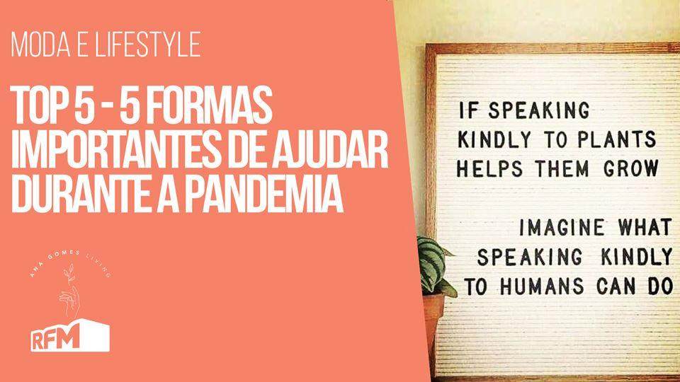Ana Gomes Living - 5 formas im...