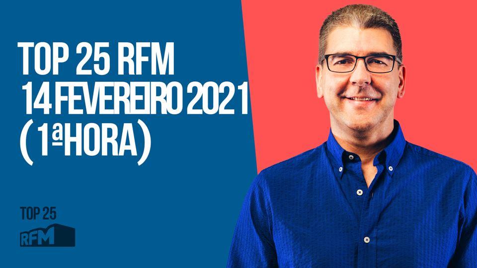 TOP 25 RFM - 14 DE FEVEREIRO D...