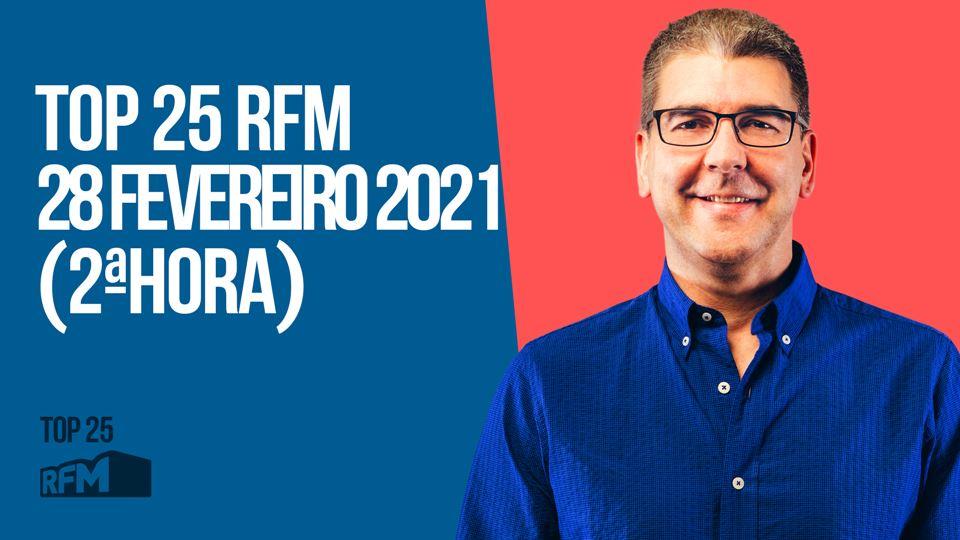 TOP 25 RFM  - 28 DE FEVEREIRO ...