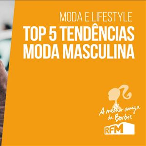 Barbie - 5 tendencias masculinas 29.11