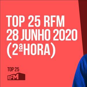 TOP 25 RFM 28 junho 2º hora