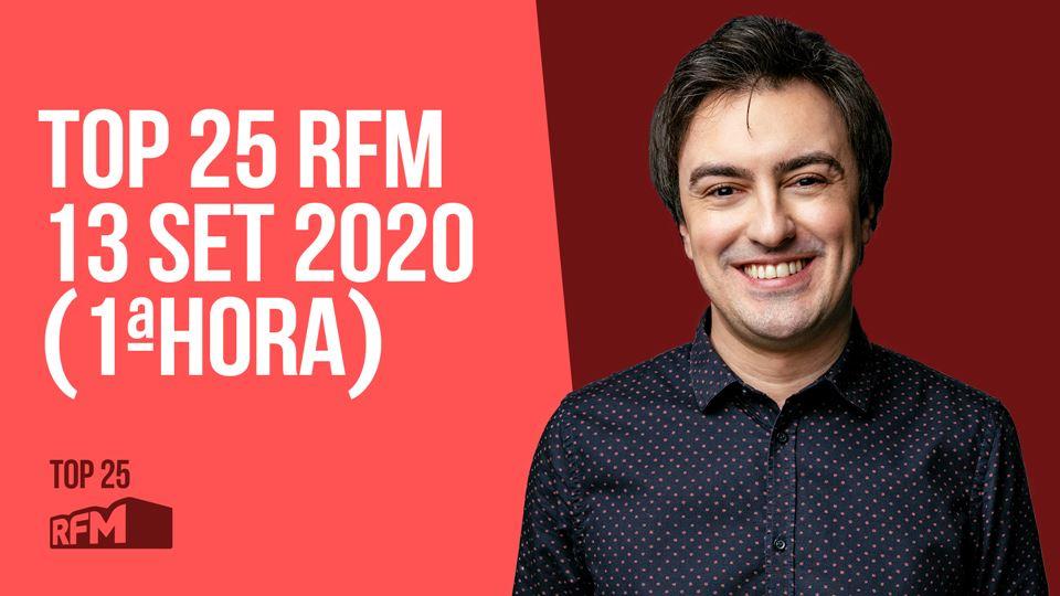 TOP 25 RFM 13 de Setembro 2020...