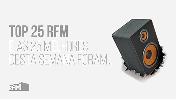 Top 25 RFM