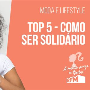 Top 5: como ser solidário