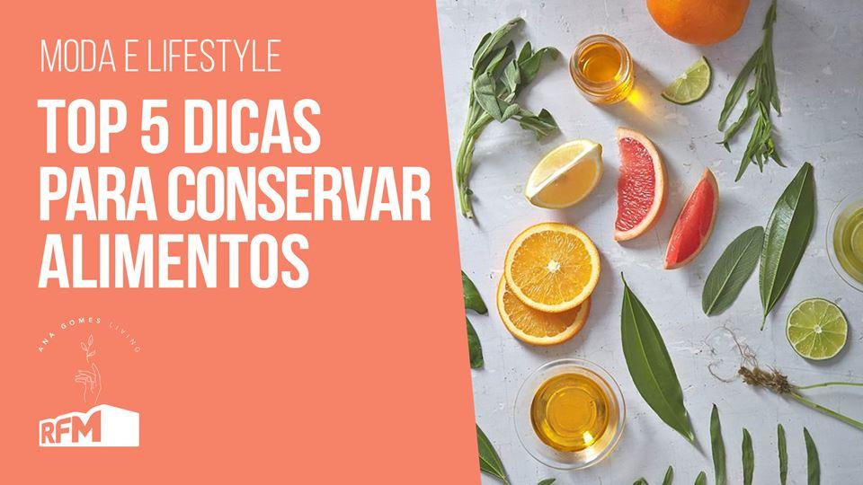 Ana Gomes Living: 5 dicas para...