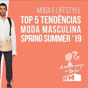 Barbie - top 5 tendencias moda masculina
