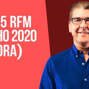 TOP 25 RFM 5 JULHO 2ª HORA