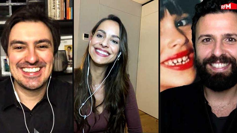 Mariana Monteiro no Wi-Fi