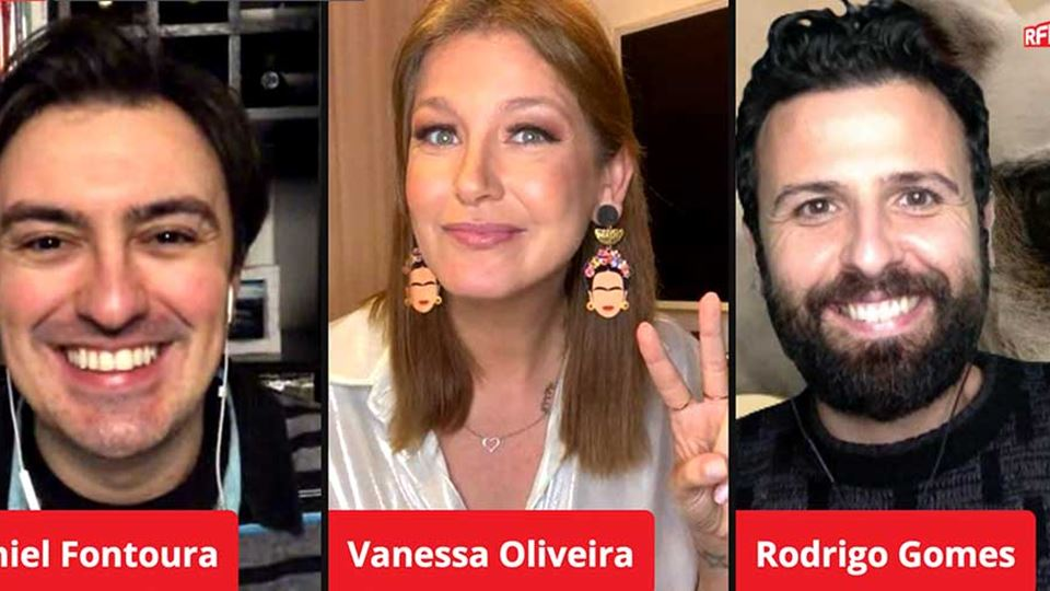 Vanessa Oliveria no Wi-Fi