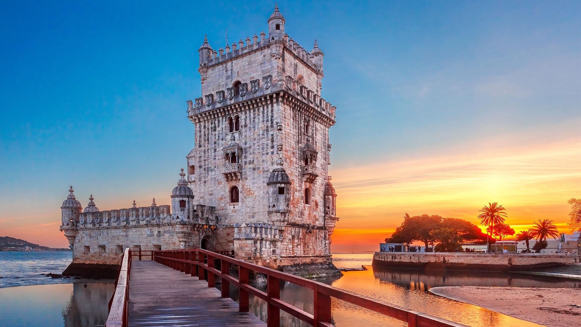 Resultado de imagem para torre de belem