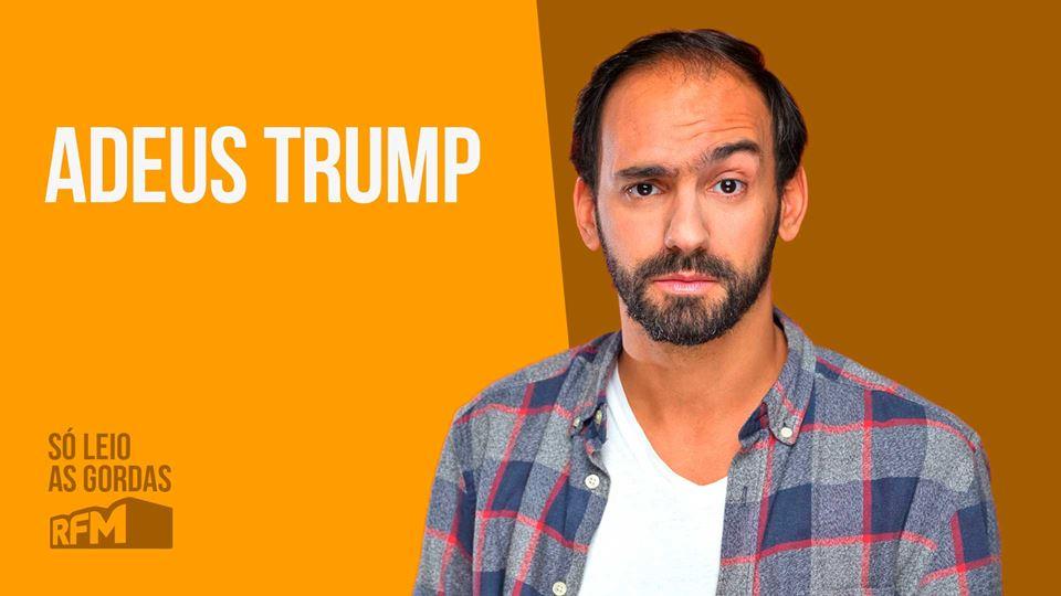 Duarte Pita Negrão: Adeus Trump