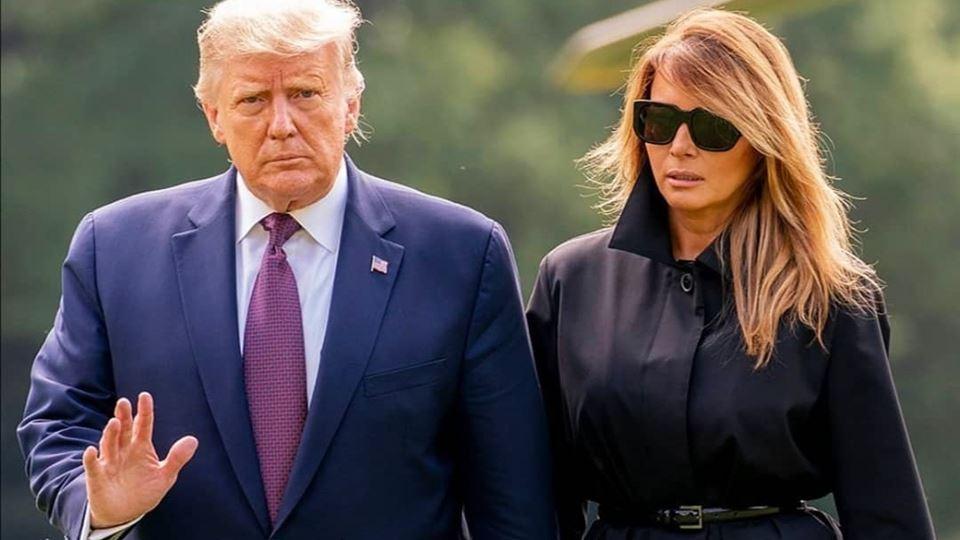 Trump e Melania infetados com ...