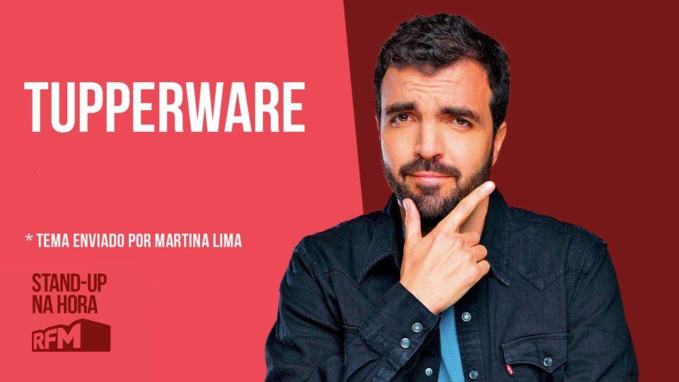 Salvador Martinha: Tupperware
