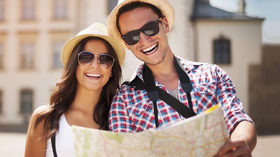 Histórias de turismo há muitas!