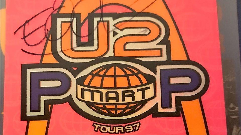 Pass RFM U2 Alvalade 1993