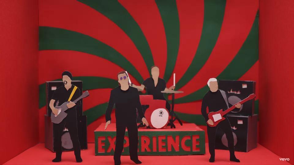 Novo video dos U2 é uma animação!