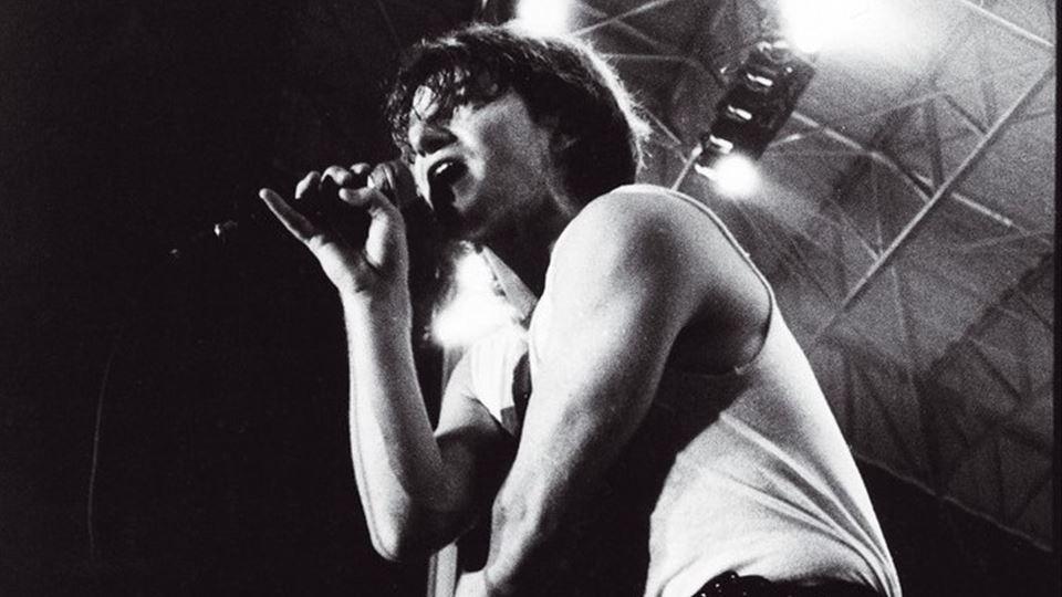 U2 Vilar de Mouros 3 Agosto 1982 - foto de Candida Teresa