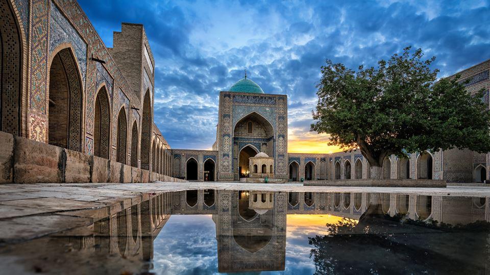 Usbequistão