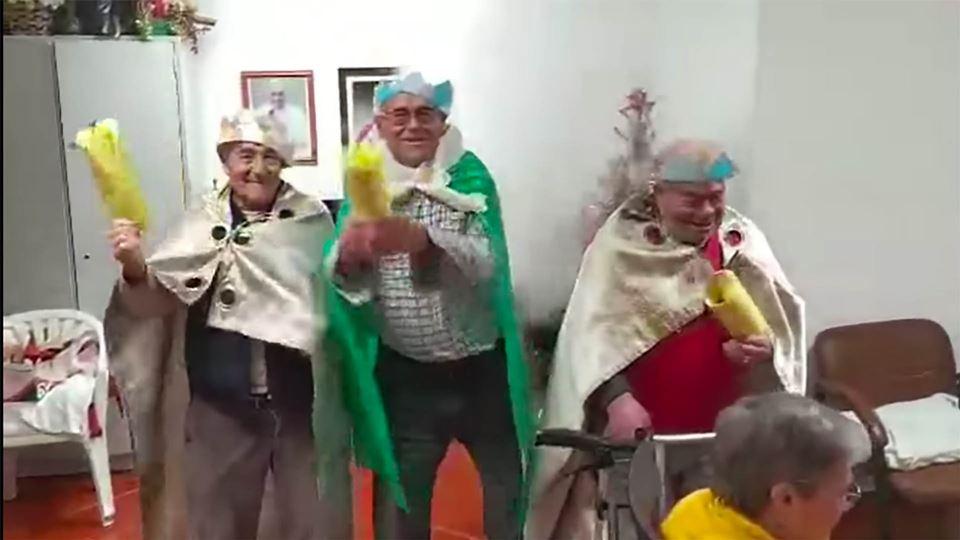 Recriação da música de Natal d...